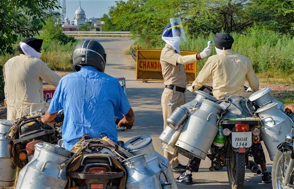 Coronavirus: Sector 27 woman among 10 new cases in Chandigarh; UT tally rises to 145
