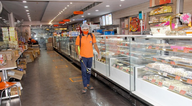 This famous sweet shop faces low footfall, banks on online orders