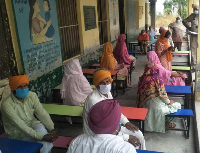 300 Hazur Sahib returnees +ve