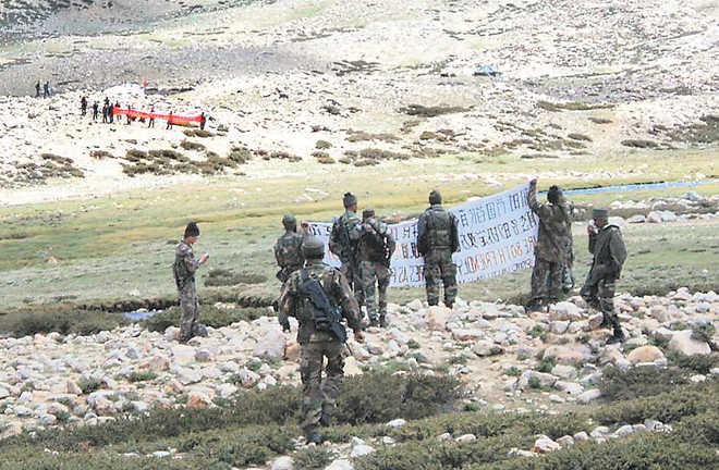India-China meetings fail to ease stand-off