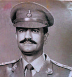 Officer who defended Poonch in '71 war dies
