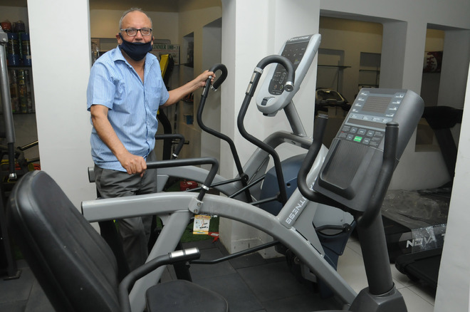 With relaxations in lockdown, demand for fitness equipment surges