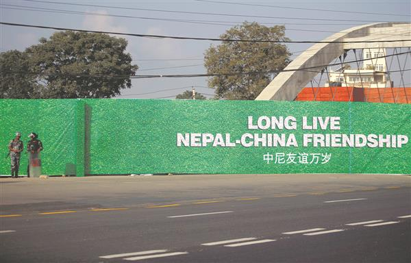 Nepal plays into China's hands