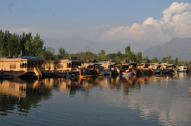 Kashmir's new houseboat policy could 'sink' floating marvels of Dal Lake, fear owners