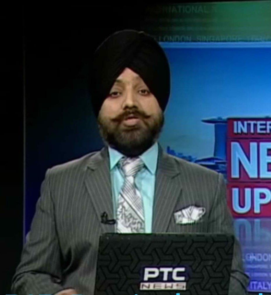 PTC news anchor Davinder Pal Singh dies of Covid