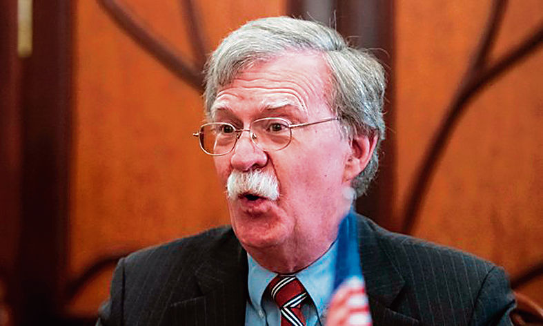 Bolton: US shouldn't have ignored Indo-Pak  rivalry