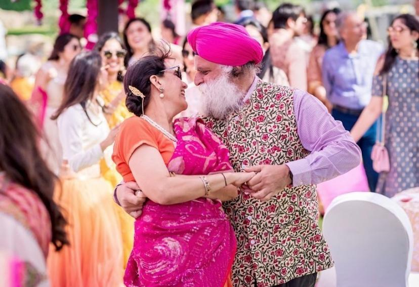 Remember old Sikh couple dancing on 'Lamborghini'? Their heartwarming love story goes viral