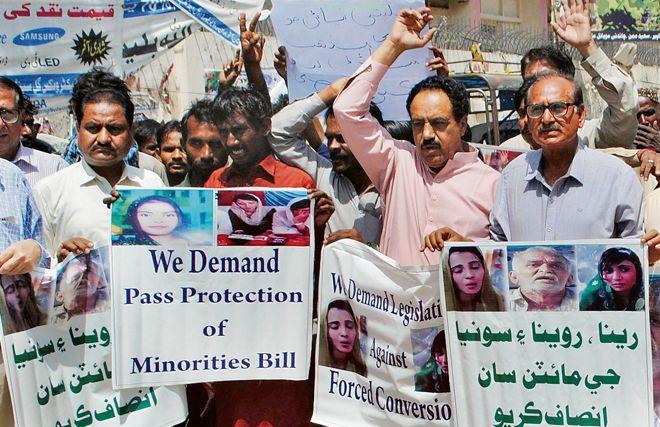 In Pak, whither minorities?