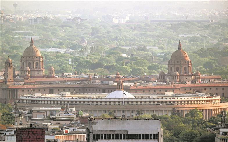 A house for New India's Parliament
