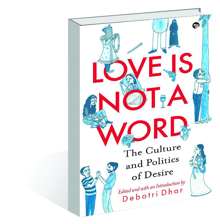 Debotri Dhar's compendium of love