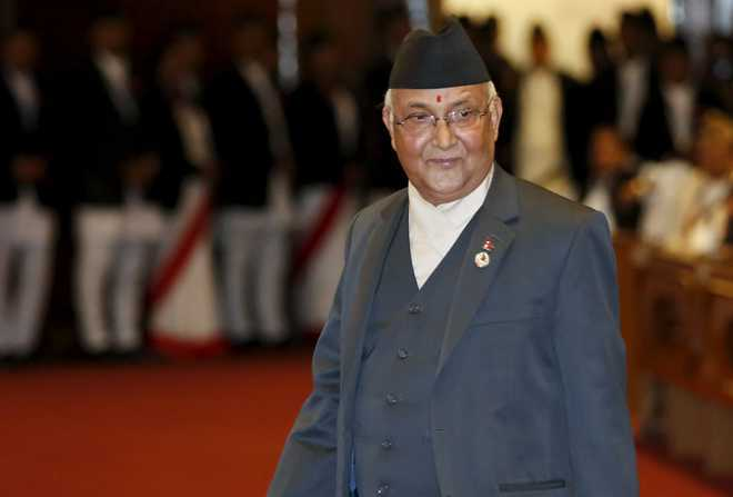 India acts tough with Nepal, asks it to create conditions for talks
