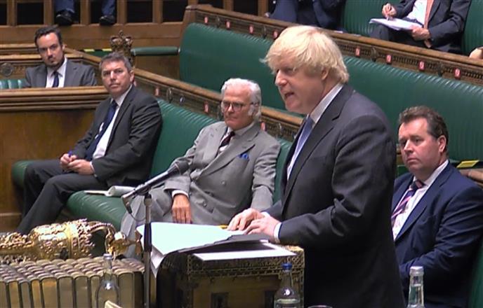 UK lifts more lockdown restrictions, mandatory 2-m social-distancing rule halved to 1 metre