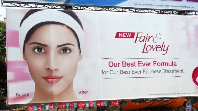 Hindustan Unilever to drop 'Fair' from 'Fair & Lovely'