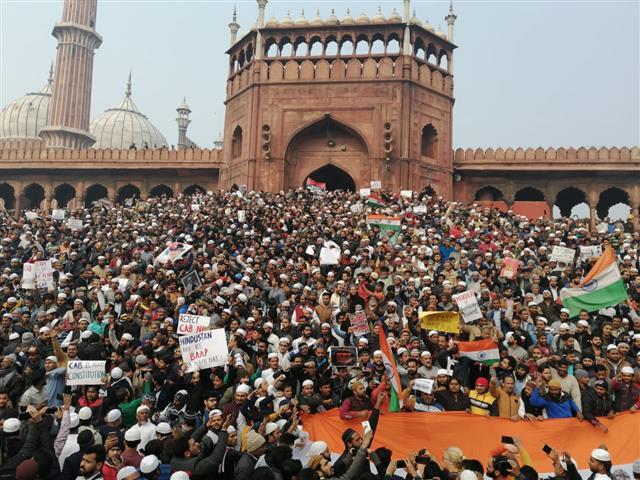 Delhi's Jama Masjid to reopen on July 4: Shahi Imam