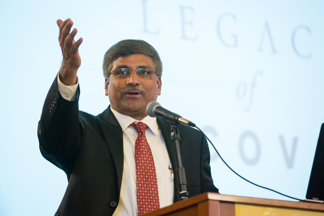 Indian-American scientist heads America's top science funding body
