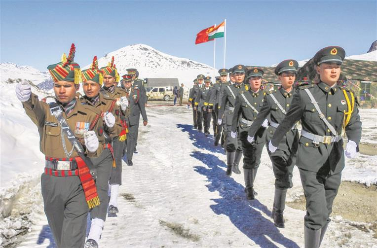 Restore status quo ante, don't violate laid down agreements: India to China