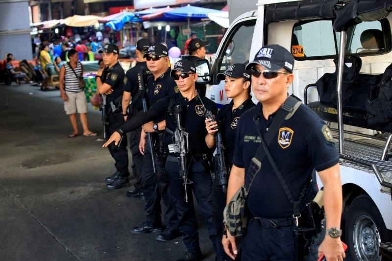 Philippine army outraged by fatal police shooting of troops
