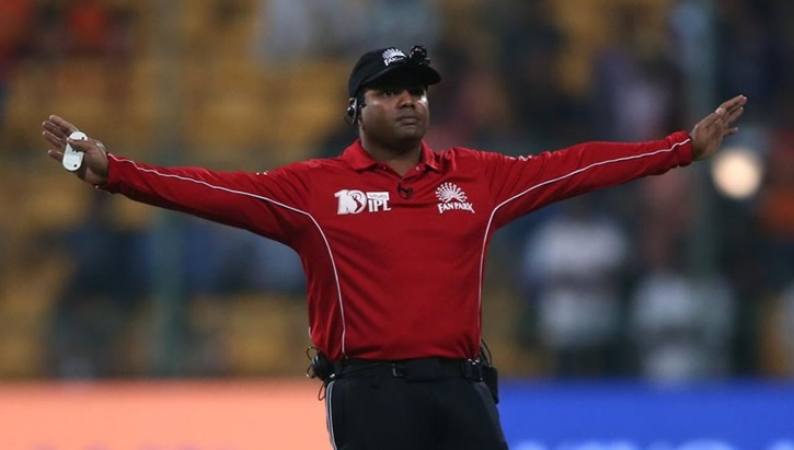 India's Nitin Menon becomes youngest umpire to enter ICC Elite Panel