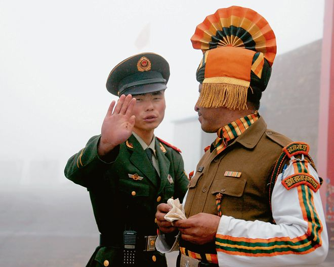 Revert to earlier position on LAC, India to tell China