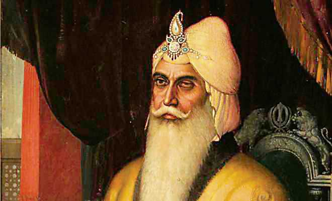 Maharaja Ranjit Singh's anniversary observed  in Lahore