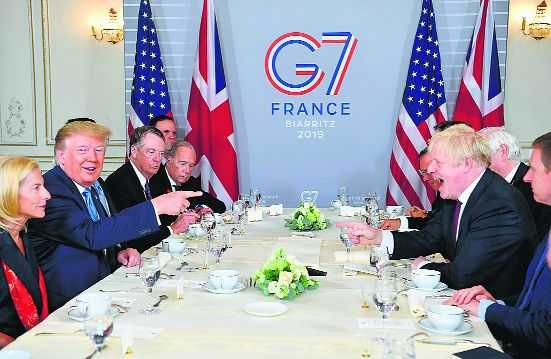G7 expansion