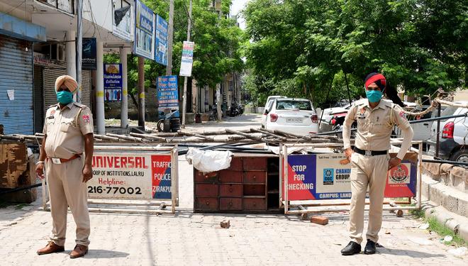 Seven new cases in Mohali