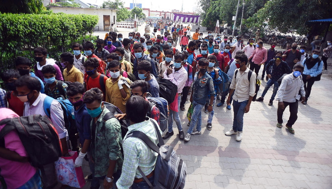 Relief for farmers as migrants return