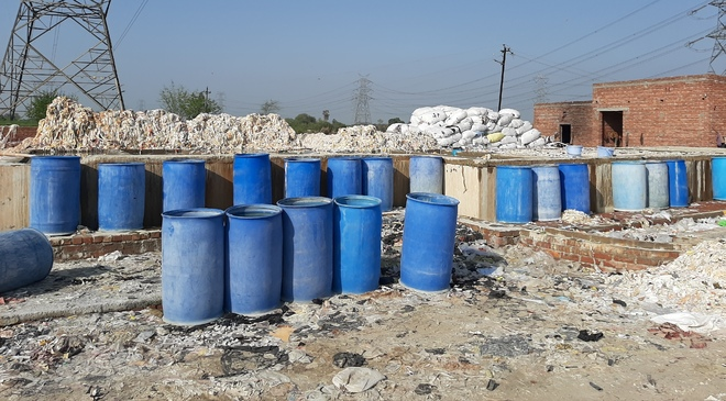 All bleaching units in Panipat unregistered, reveals RTI report