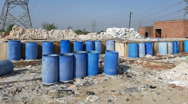 Panel set up to take action against illegal bleaching units in Panipat