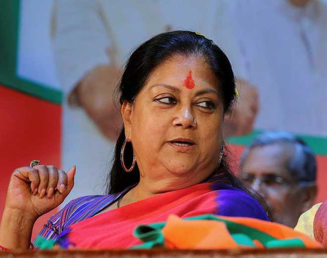 Rajasthan Congress infighting also brings to fore factionalism in state BJP