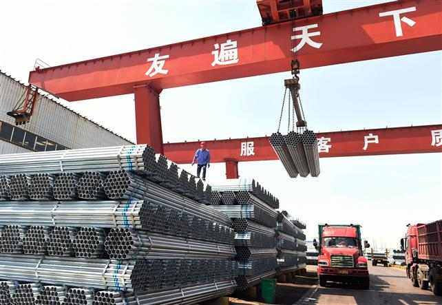 India's trade deficit with China reduces to USD 48.66 billion in FY20