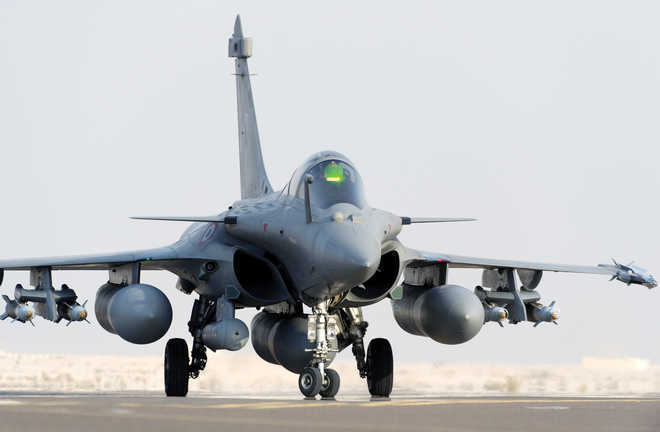 Ambala's strategic location behind using it for induction of Rafale: former Air Vice Chief Barbora