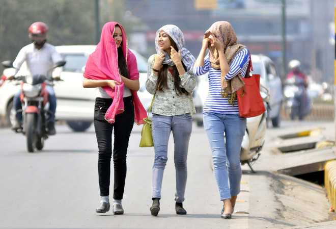 Expect rain in Chandigarh, Punjab from tomorrow