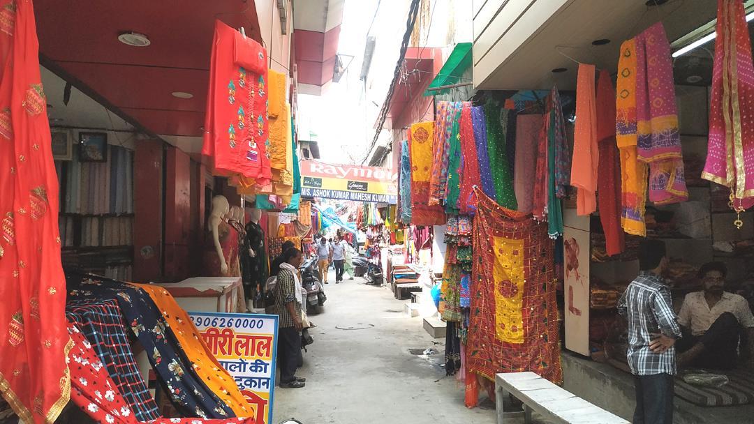 Covid 19: 'Asia's biggest' cloth market shut, traders call move  'unjustified'