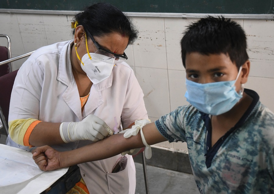 India records highest single-day spike of 22,771 Covid cases