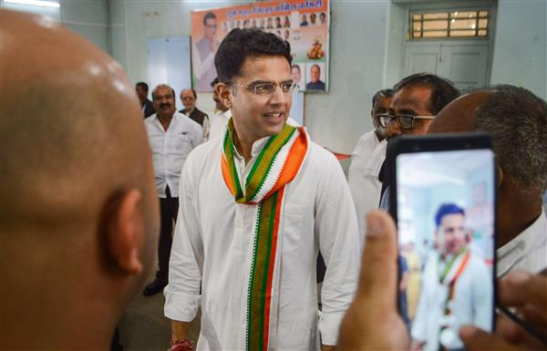 Sachin Pilot appears to be tilting towards forming his own party
