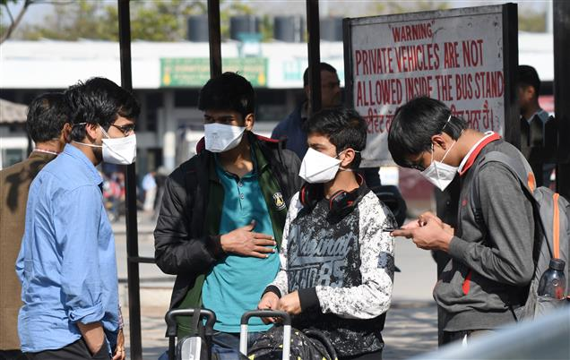 Four more COVID-19 cases reported in Chandigarh; tally climbs to 450