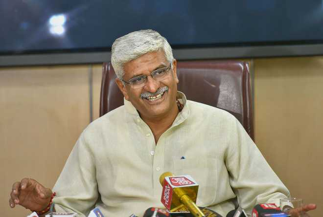 FIR against Union Minister Shekhawat in Rajasthan audio clip case