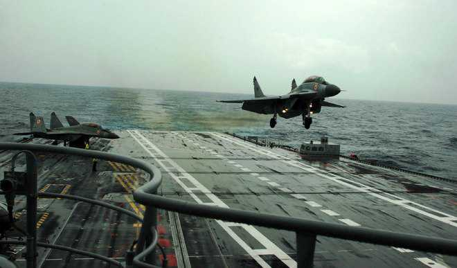 Navy's P-8Is deployed in Ladakh; MiG-29K jets may be moved to North bases