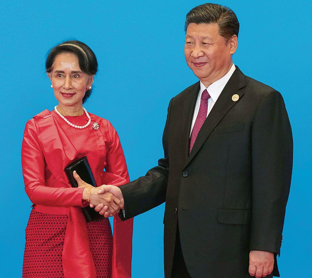 Pact with China no guarantee of peace