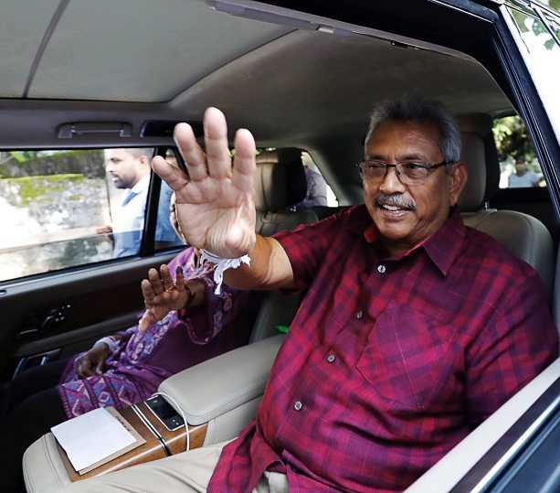 Sri Lanka drops plan to conduct advance polling for people under quarantine
