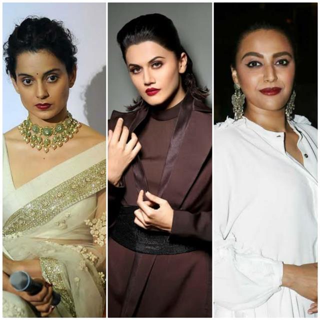 Kangana Ranaut vs Taapsee Pannu, Swara Bhasker: Twitter battle is on