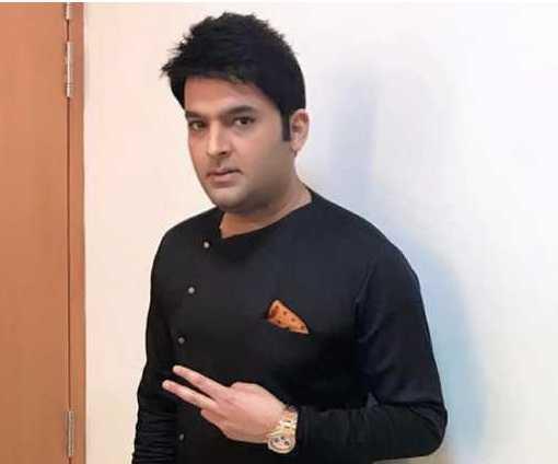 Kapil Sharma says wife Ginni 'convinced' him to shoot, told him 'kaam dhandha karo sar kha gaye mera 4 mahine se'