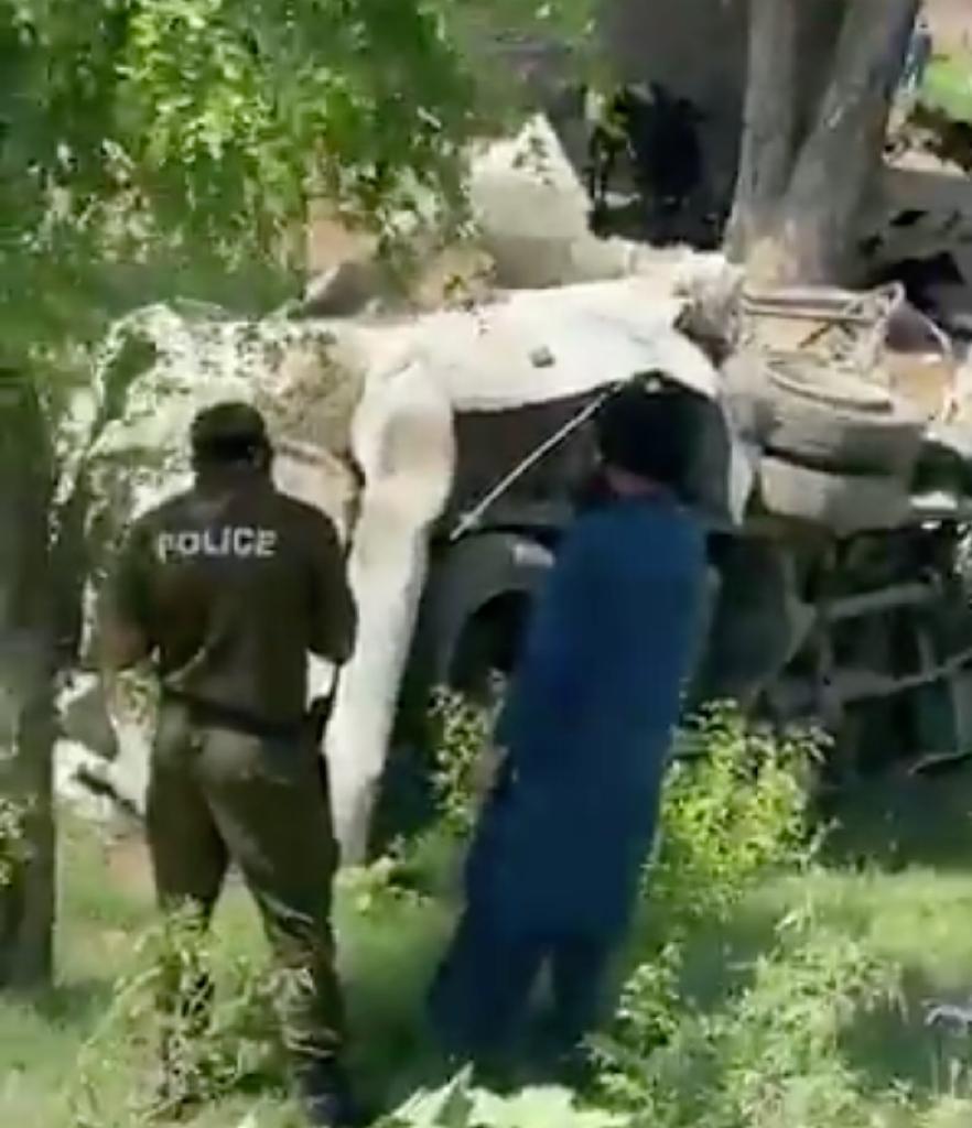 21 Sikh pilgrims killed as train rams into bus in Pakistan's Sheikhupura