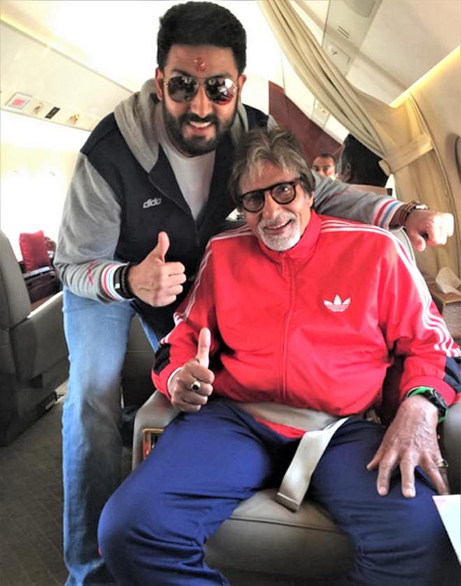 Celebrities pray for speedy recovery of Amitabh Bachchan and Abhishek