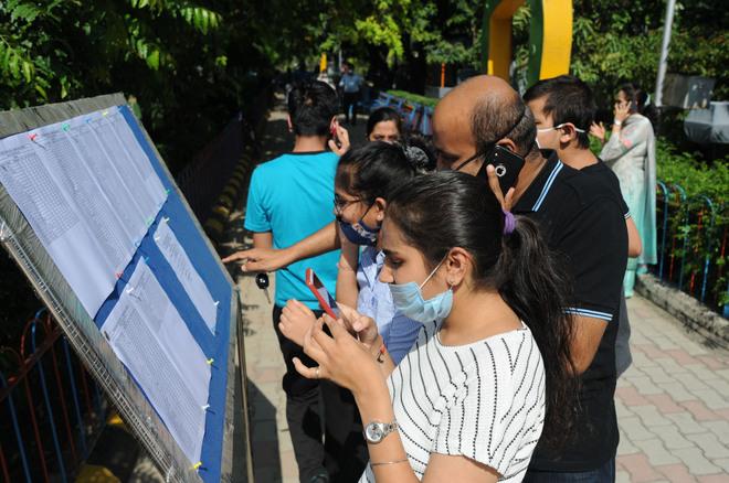 CBSE Class XII results: Pupils make dist, parents proud