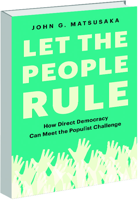 Interrogating democracy in John G. Matsusaka's Let the People Rule