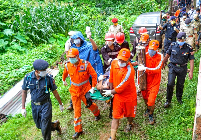 90 NDRF teams deployed for flood operations