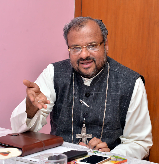 Bishop moves Supreme Court for quashing of rape charge