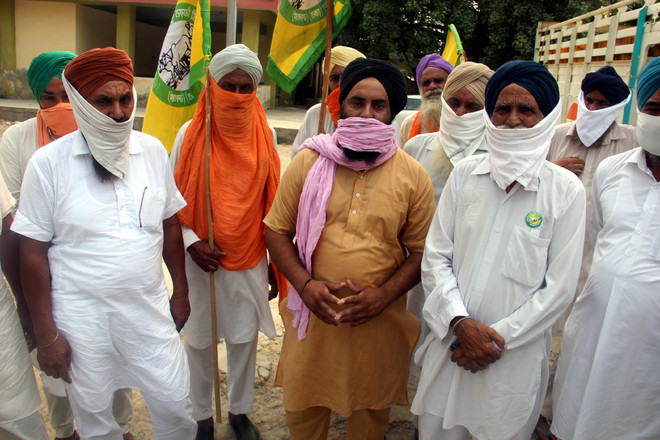 Agitating farmer leader dies, union blames Punjab government